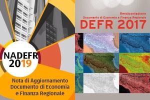 Nota di Aggiornamento DEFR 2019 e Rendicontazione DEFR 2017