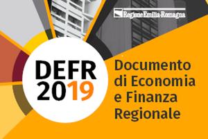 La Giunta approva il Documento di Economia e Finanza Regionale 2019
