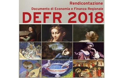 Rendicontazione Documento di Economia e Finanza Regionale 2018