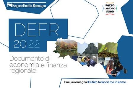 La Giunta approva il Documento di Economia e Finanza Regionale 2022